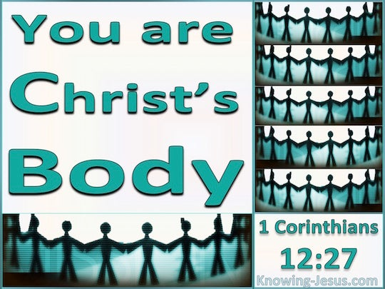 This Christmas Love 1 Corinthians 12 31: 1 Corinthians 12:27