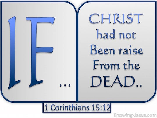 This Christmas Love 1 Corinthians 12 31: 1 Corinthians 15:12 Verse Of The Day