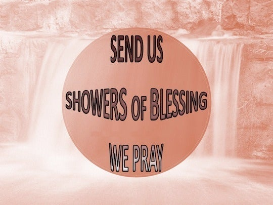 prayer for giving
