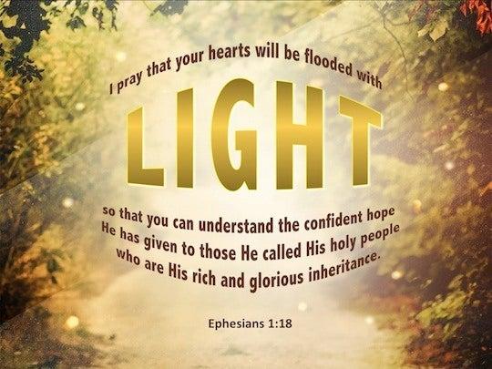 Bible study on blind faith
