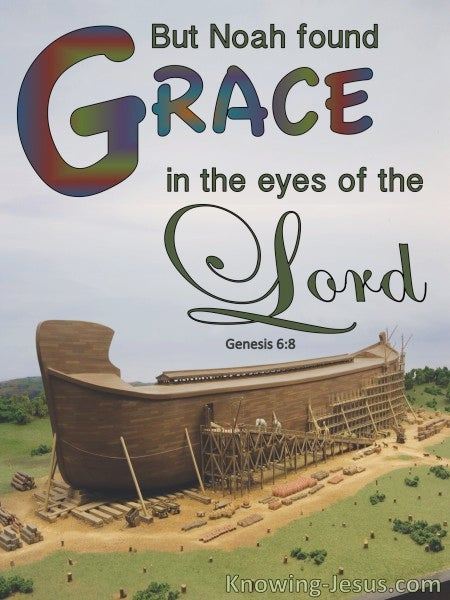 Genesis 6 8 Verse Of The Day