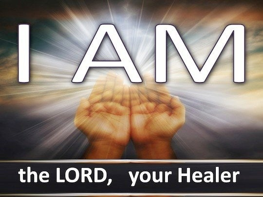 Image result for Gods Healing Touch