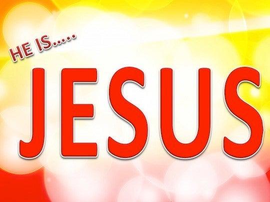 He is JESUS copy