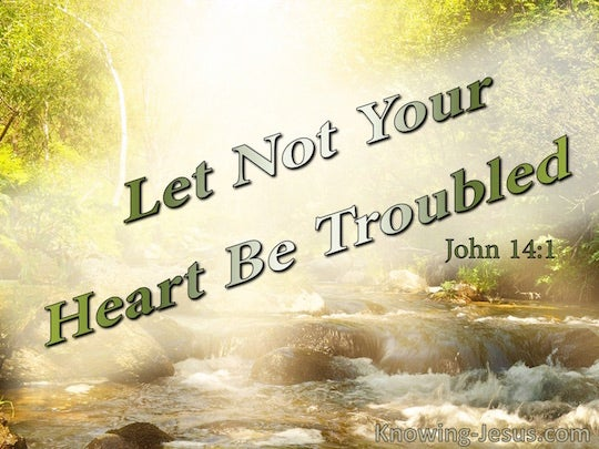 When Our Heart Is Troubled
