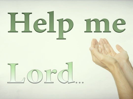 Prayer for help